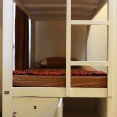 Ananas Phuket Hostel Кровать в общем номере двухъярусные кровати фото 7