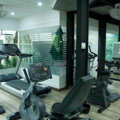 Отель The Tawana Bangkok фитнесс-зал фото 3