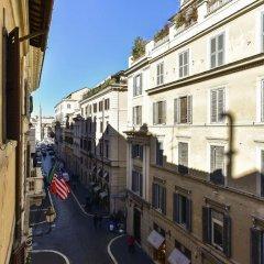 Отель Babuino балкон