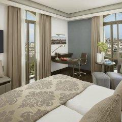 Отель Royal Savoy Lausanne 5* Номер Делюкс с различными типами кроватей фото 3