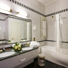 Hotel Vittoria 5* Номер Делюкс с различными типами кроватей фото 4