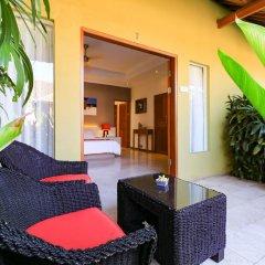 Отель Aleesha Villas 3* Представительский люкс с различными типами кроватей фото 10