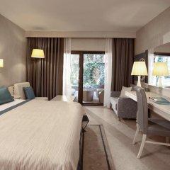 Отель Marti Myra - All Inclusive 5* Улучшенный номер с двуспальной кроватью фото 4