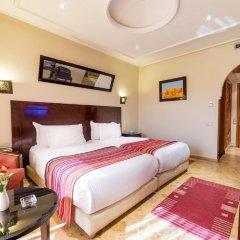 Hotel Les Trois Palmiers 3* Номер Комфорт с различными типами кроватей фото 6