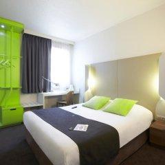 Отель Campanile Lyon Centre - Gare Part Dieu 3* Улучшенный номер с различными типами кроватей фото 3