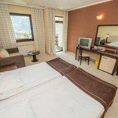 Отель Родопи Отель Болгария, Чепеларе - отзывы, цены и фото номеров - забронировать отель Родопи Отель онлайн комната для гостей фото 5