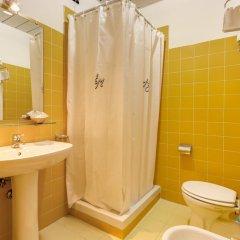 Отель MILANI Рим ванная фото 5