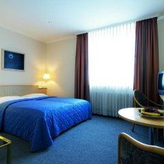 Fleming's Express Hotel Frankfurt (Formerly Intercity Hotel Frankfurt) 3* Стандартный номер с различными типами кроватей