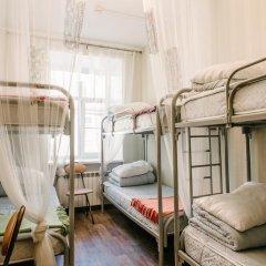 Хостел Актив Кровать в общем номере с двухъярусной кроватью фото 4