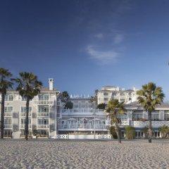 Отель Shutters On The Beach Санта-Моника пляж