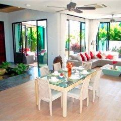 Отель Baan Bua Nai Harn 3 bedrooms Villa питание фото 2