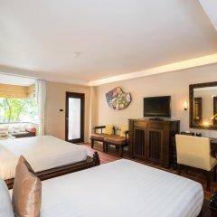 Отель Aonang Princeville Villa Resort and Spa 4* Семейный номер Делюкс с двуспальной кроватью