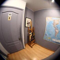 Fantomas Hostel сейф в номере
