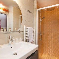 Hotel Du Parc 3* Стандартный номер с различными типами кроватей фото 4