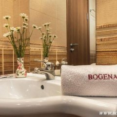 Отель Bozhencite Relax Стандартный номер фото 7