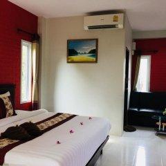 Отель Hatzanda Lanta Resort 3* Улучшенный номер фото 4