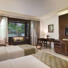 Ubud Village Hotel 4* Номер Делюкс с различными типами кроватей фото 3