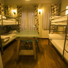 Seyyah Hostel Кровать в общем номере двухъярусные кровати фото 19