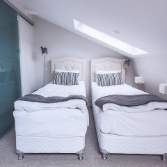 Hotel Hötorget 2* Стандартный номер с 2 отдельными кроватями