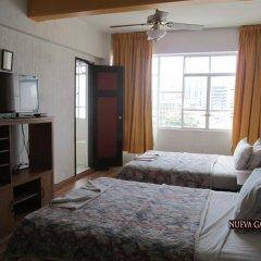 Hotel Nueva Galicia 3* Номер Делюкс с различными типами кроватей фото 8