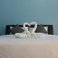 Отель Marina Hut Guest House - Klong Nin Beach 2* Стандартный номер с различными типами кроватей фото 6