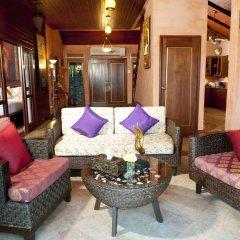 Отель Sandalwood Luxury Villas 5* Люкс с различными типами кроватей фото 9