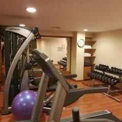 Rege Hotel Сан-Донато-Миланезе фитнесс-зал фото 3
