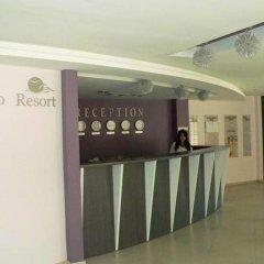 Отель Pollo Resort Солнечный берег интерьер отеля