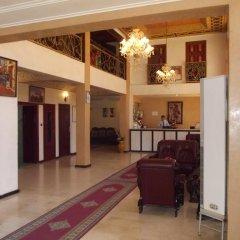 Отель Al Kabir Марокко, Марракеш - отзывы, цены и фото номеров - забронировать отель Al Kabir онлайн интерьер отеля фото 2