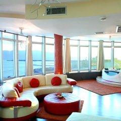 Hotel Vlora International 3* Улучшенный номер с различными типами кроватей фото 4