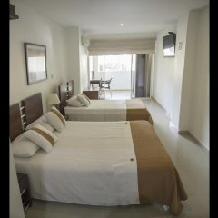 Отель Innova Chipichape 3* Стандартный номер с двуспальной кроватью фото 3