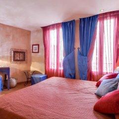 Отель Villa Royale Montsouris Париж комната для гостей фото 3