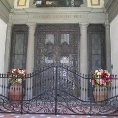 Отель Piazza Pitti Palace балкон