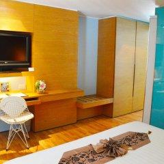 I Residence Hotel Silom 3* Полулюкс с различными типами кроватей фото 9