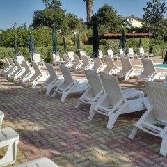 Отель Residence Nuovo Messico Италия, Аренелла - отзывы, цены и фото номеров - забронировать отель Residence Nuovo Messico онлайн пляж