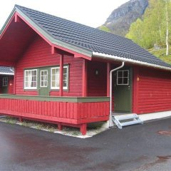Отель Røldal Hyttegrend & Camping Коттедж с различными типами кроватей фото 8