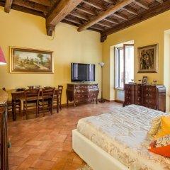 Апартаменты Impero Vaticano Navona Apartment комната для гостей фото 4