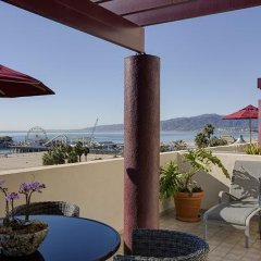 Отель Jw Marriott Santa Monica Le Merigot 4* Стандартный номер фото 5