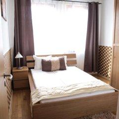Апартаменты Senator Apartments Budapest Студия Делюкс с различными типами кроватей фото 2