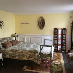 Отель Blue Gables Bed and Breakfast 3* Люкс с различными типами кроватей фото 2