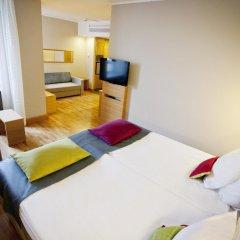 Original Sokos Hotel Helsinki 3* Улучшенный номер с разными типами кроватей фото 7