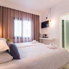 Blue Bottle Boutique Hotel 3* Номер Делюкс с двуспальной кроватью фото 6