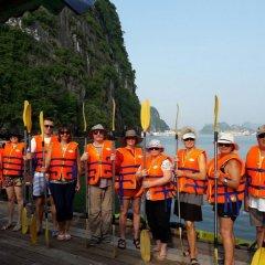 Отель Halong Lavender Cruises детские мероприятия