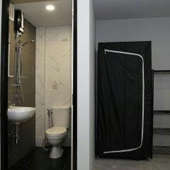 Отель S heaven ванная фото 2