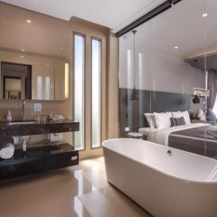 Отель X10 Seaview Suite Panwa Beach Люкс с двуспальной кроватью фото 15