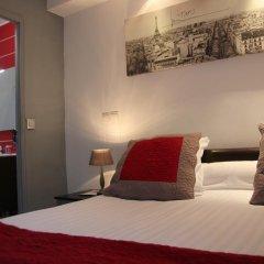 Отель Les Terrasses De Saumur 3* Улучшенный номер фото 3