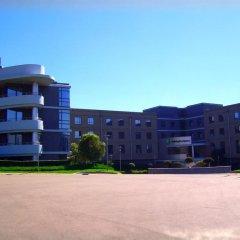 Отель Holiday Inn Express Sandton Woodmead парковка