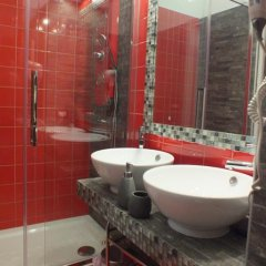 Atmos Luxe Navigli Hostel & Rooms Стандартный номер с различными типами кроватей фото 4