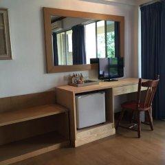 Отель Stable Lodge 3* Улучшенный номер разные типы кроватей фото 7