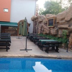 Hotel Niagara 3* Стандартный номер с разными типами кроватей фото 5